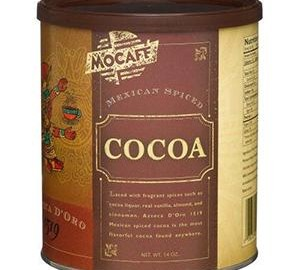 Mocafe Spiced Chacolate